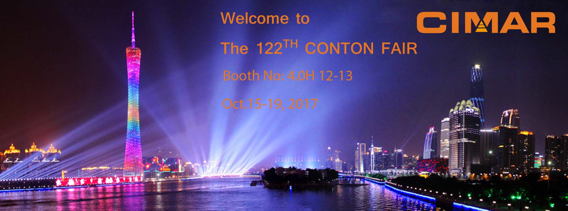 122th Canton Fair