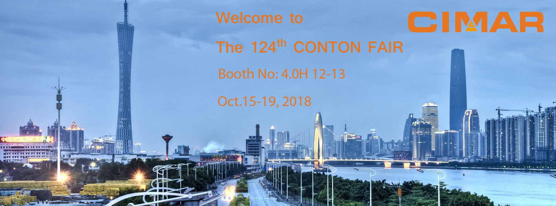 124rd Canton Fair